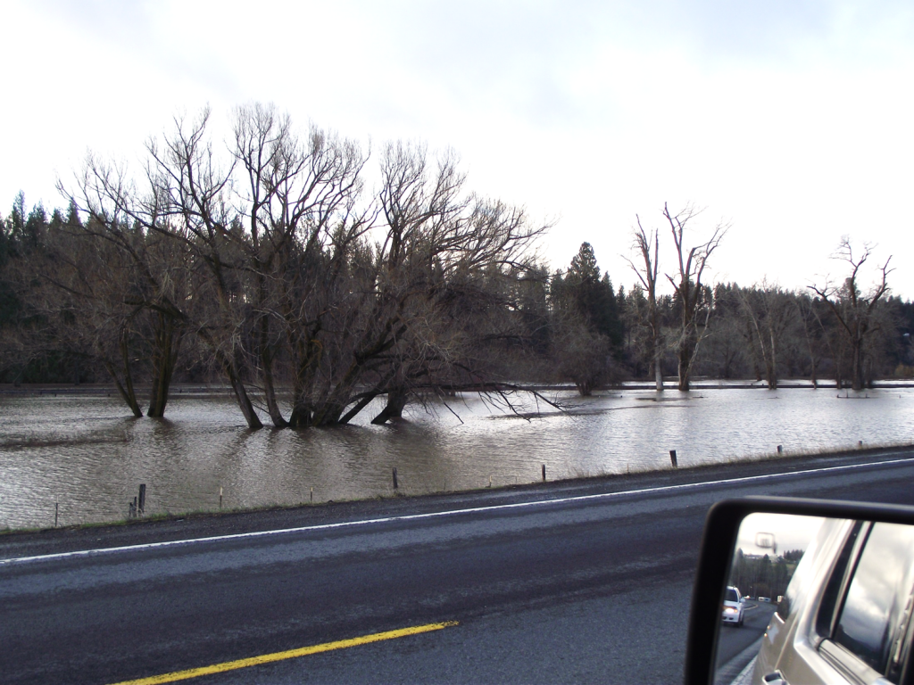 Potlatch Flood Station