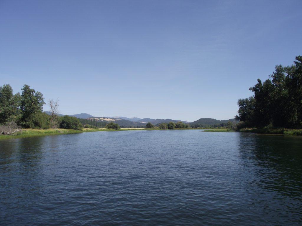 The St. Joe River